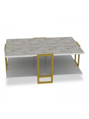 Холна маса с метална рамка 91,5x61.5x36,5cm