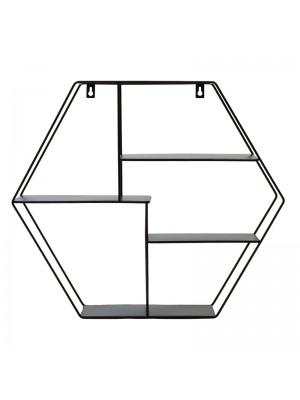 Етажерка Matisse метална 50x10x44cm