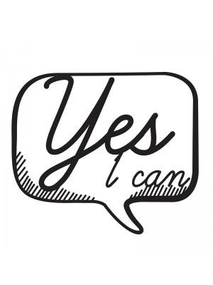 СТЕННО ПАНО Yes I Can