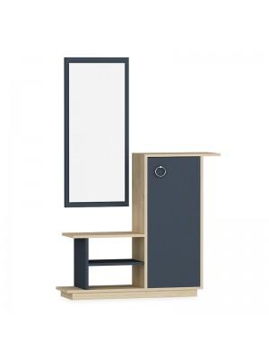 Порт манто с огледало Ceel 80x29.5x90cm