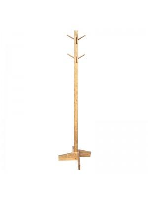 Закачалка за дрехи Uzzi дървена D30x150cm