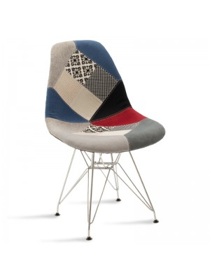 Стол Adelle пачуърк - крака цвят inox