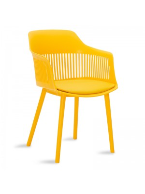 Стол Aleks жълт