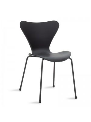 Стол Abee в черен цвят