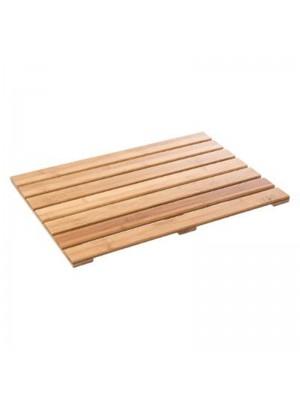 Бамбукова постелка за баня 53x36x2.2cm