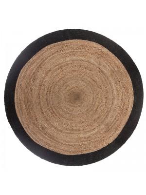 Кръгъл килим D120x1cm