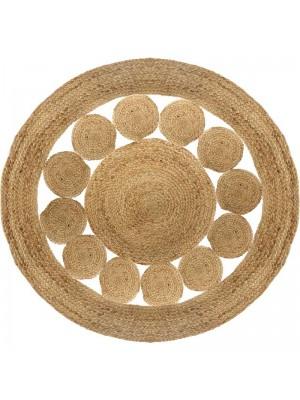 Кръгъл килим Lace D120x1cm
