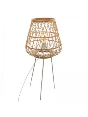 Бамбуков лампион Mina D33,5x76cm