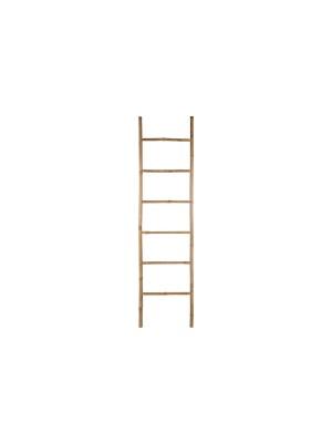 Бамбукова стълба 50x3x190,5cm