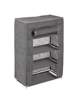 Текстилен шкаф за обувки Bain 59x29x89cm