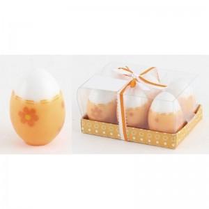 К-т 6 бр свещ яйце