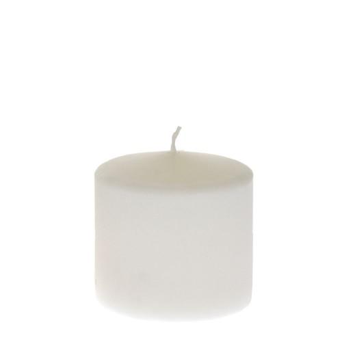 Свещ10x10cmбяла
