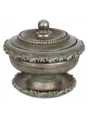 Декоративна купа с капак