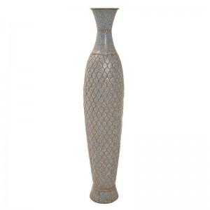 Метална ваза