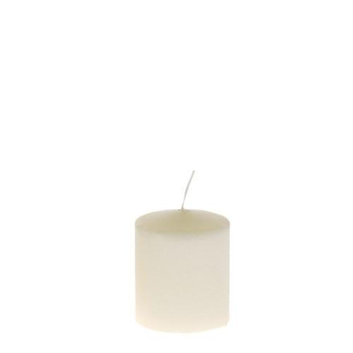 Свещ5x6cmкрем
