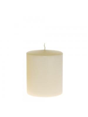 Свещ 12х14см крем