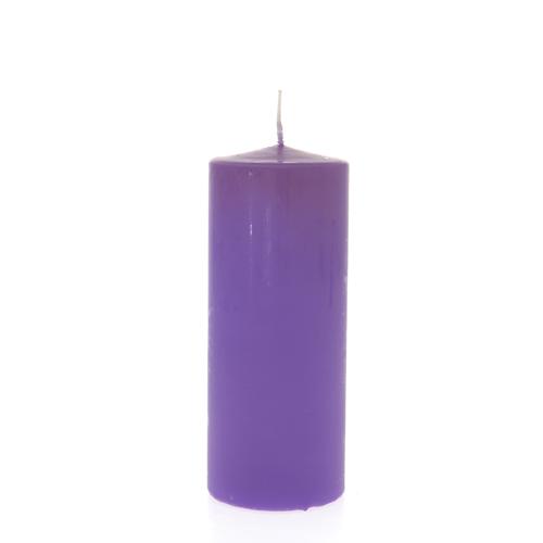 Свещ7x18cmлилава