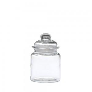 Стъклена ваза 7.5х12.5см