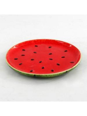 """ПЛАТО  ДИНЯ """"watermelon"""""""