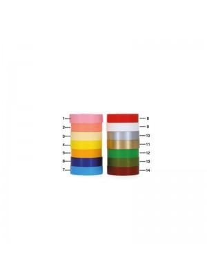 Цветни ленти мат