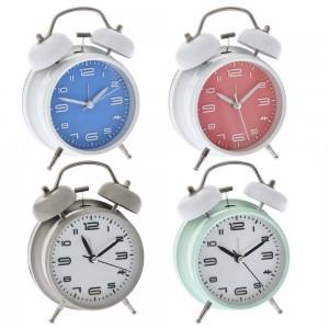 Настолен часовник в 4 цвята 11,5X17