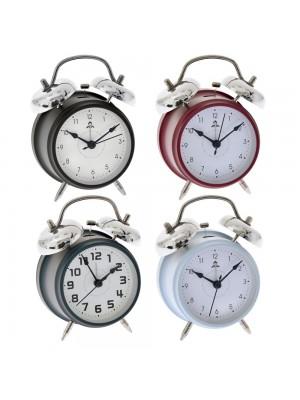 Настолен часовник в 4 цвята 10X15