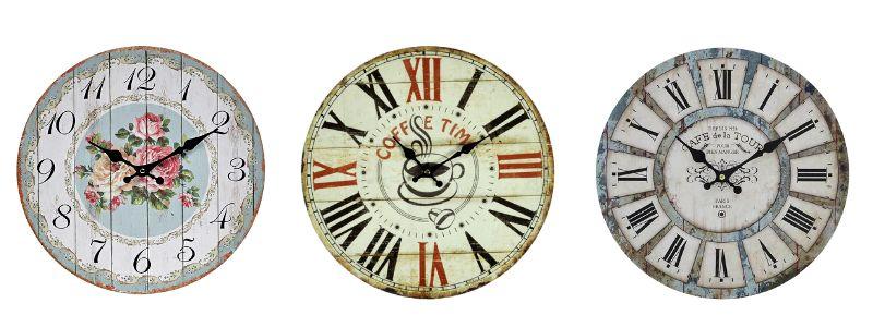Часовници за стена на ниски цени